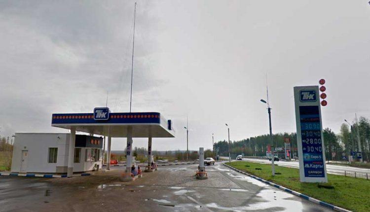 АЗС ТНК Владимирская область