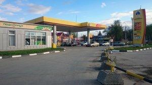 Заправка Роснефть в Самаре
