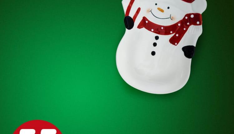 НОВИНКА! Внесите красок в праздничную сервировку стола с