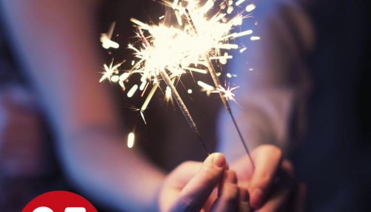 НОВИНКА! Бенгальские свечи – незаменимый атрибут Нового года