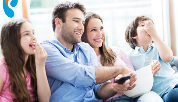 #Акция #ИнтерактивноеТВ Домашние вечера созданы для теплых посиделок.