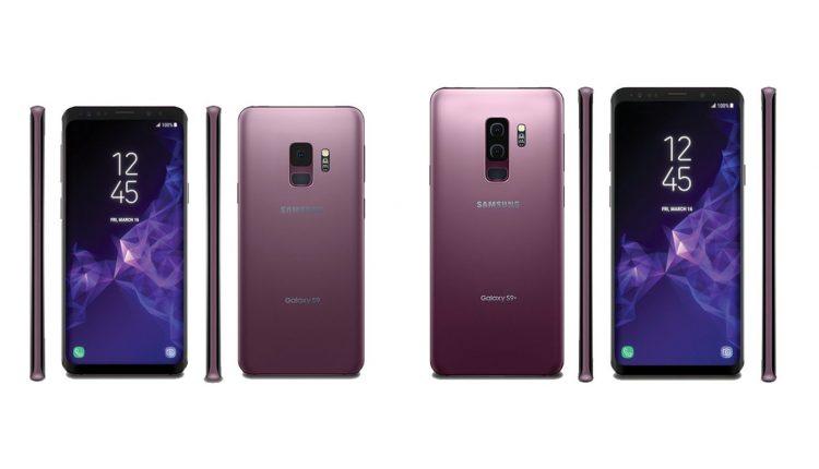 Samsung Galaxy S9 и S9plus - предзаказ