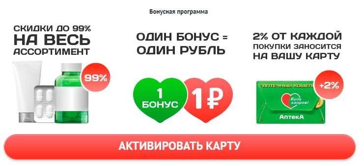 budzdorov.ru активировать карту