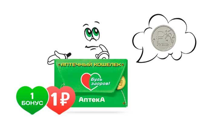 Проверить баланс бонусной карты Аптечный Кошелек