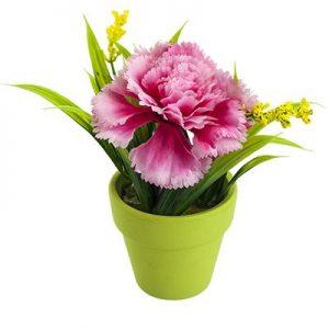 Цветок в горшочке, 14 см
