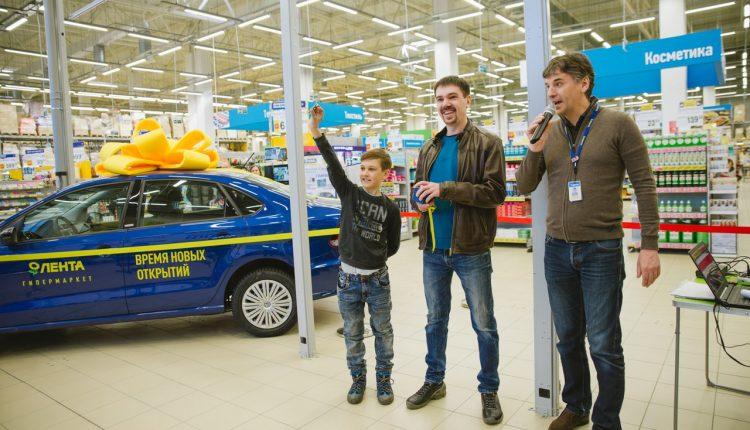 Лента дарит подарки В прошедшие выходные в Екатеринбурге