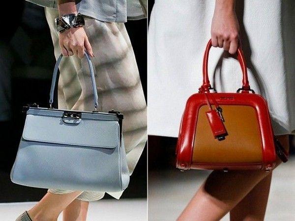 Модные сумки сезона 2018-2019 года